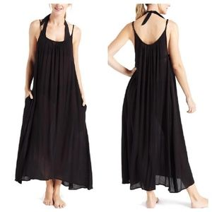 Raviya Women's Maxi Swim Cover-Up Dress